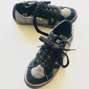 Vans Women's Tory Mix Textile Skate Shoes, 7.5